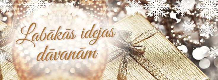 Labākās idejas dāvanām
