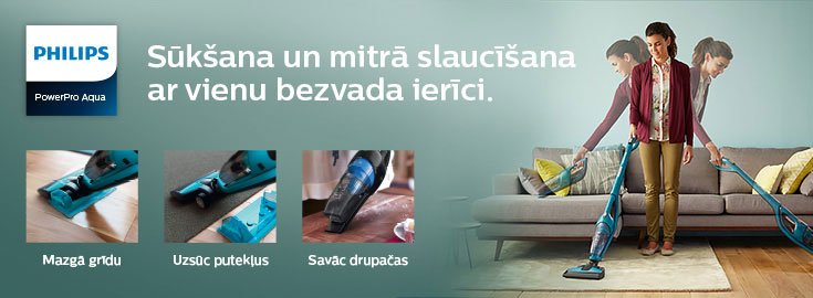 Philips PowerPro Aqua