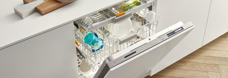 Miele dishwasher group
