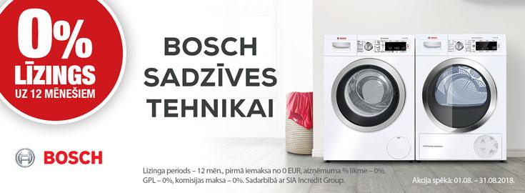 0% Bosch