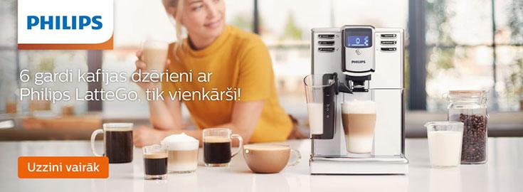 Philips 5000 LatteGo
