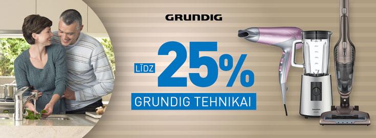 25% Grundig