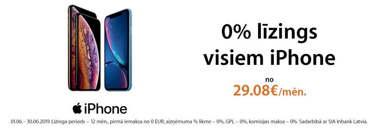 0% Apple iPhone