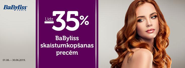 35% Babyliss