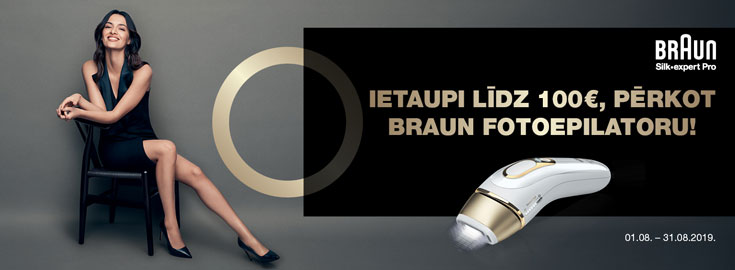 Braun -100