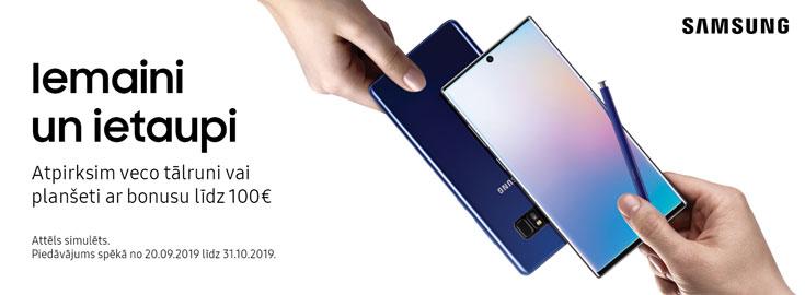 Samsung Tradein