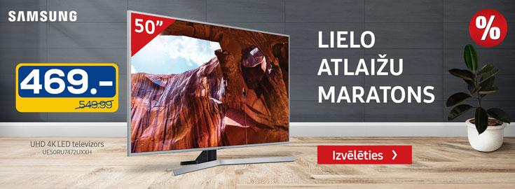 0% Samsung TV
