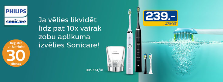 0% Philips Sonicare