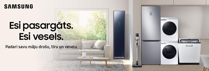 Samsung piegāde