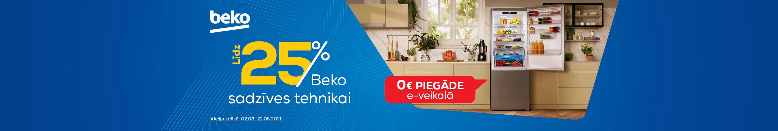 FPS Beko 25%