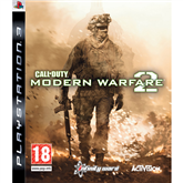 Spēle priekš PlayStation 3 Call of Duty: Modern Warfare 2