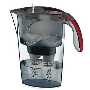 Ūdens filtrācijas kanna, Laica