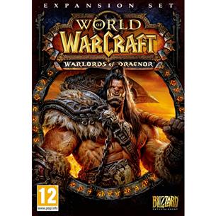 Spēle priekš PC WoW: Warlords of Draenor