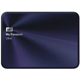 Ārējais cietais disks My Passport Ultra 10th Anniversary Edition, Western Digital / 2TB