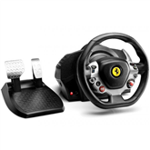TX racing wheel Ferrari 458 Italia for Xbox One, Thrustmaster