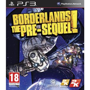 Spēle priekš PlayStation 3 Borderlands: The Pre-Sequel