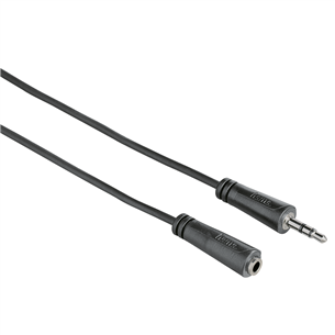 Auto audio pagarinātājs 3.5 mm, Hama / 5m