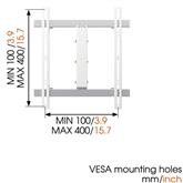 TV wall mount Vogel´s W53071 (32-55)