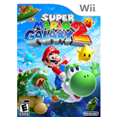 Spēle priekš Nintendo Wii U Super Mario Galaxy 2