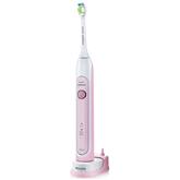 Elektriskā zobu birste Sonicare HealthyWhite Pink, Philips