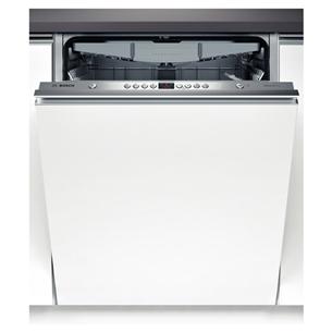 Iebūvējama trauku mazgājamā mašīna, Bosch / 14 trauku komplekti