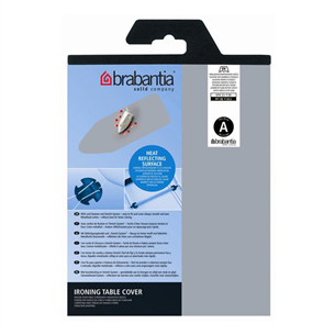 Gludināmā dēļa pārvalks, Brabantia / A, 110x30 cm
