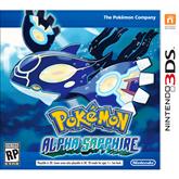 Spēle priekš Nintendo 3DS, Pokémon Sapphire