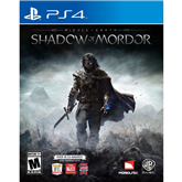 Spēle priekš PlayStation 4 Middle-Earth: Shadow of Mordor