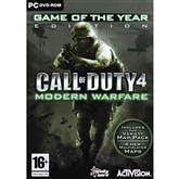 Spēle priekš PC Call of Duty 4: Modern Warfare Game of The Year Edition