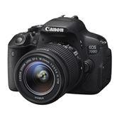 Зеркальная камера EOS 700D + объектив EF-S 18-55 мм F3.5-5.6, Canon