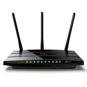 Bezvadu rūteris AC1200, Tp-Link / Gigabit, 802.11ac
