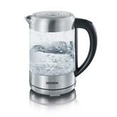 Glass water kettle, Severin