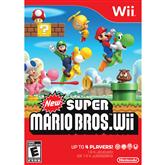 Spēle priekš Nintendo Wii New Super Mario Bros.