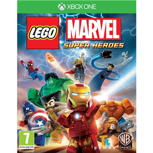 Spēle priekš Xbox One, LEGO Marvel Super Heroes