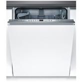 Iebūvējama trauku mazgājamā mašīna, Bosch / 13 trauku komplekti