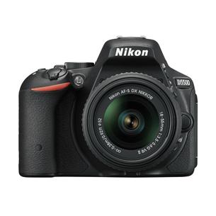 Spoguļkamera D5500 18-55mm VR II, Nikon