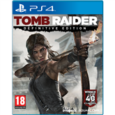 Spēle priekš PlayStation 4, Tomb Raider: Definitive Edition