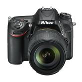 Spoguļkamera D7200 18-105 mm VR, Nikon