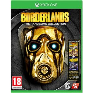 Spēle priekš Xbox One, Borderlands: The Handsome Collection