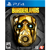 Spēle priekš PlayStation 4, Borderlands: The Handsome Collection