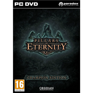 Spēle priekš PC Pillars of Eternity: Champion Edition
