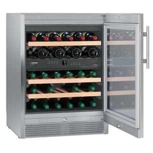 Vīna skapis Vinidor, Liebherr / ietilpība: 34 pudeles