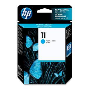 Tintes kārtridžs 11, HP / zils