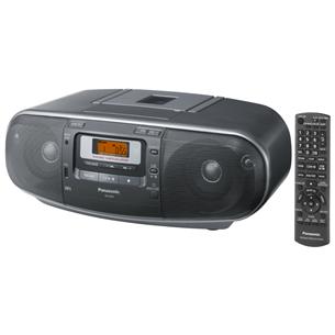 Магнитола RX-D55, Panasonic RX-D55AEG-K