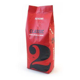Kafijas pupiņas Classic 1kg, Nivona