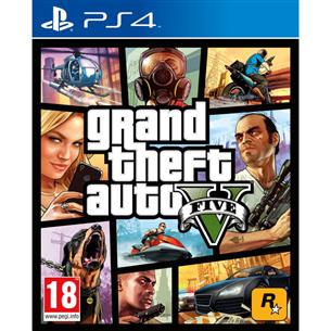 Spēle priekš PlayStation 4, Grand Theft Auto V
