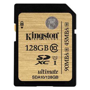 Atmiņas karte SDXC 128GB, Kingston