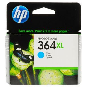 Tintes kārtridžs 364XL, HP