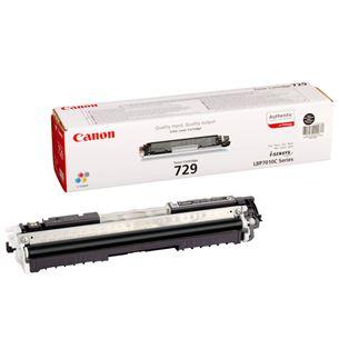 Toneris lāzerprinterim 729, Canon / melna