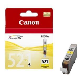 Kārtridžs CLI-521Y, Canon
